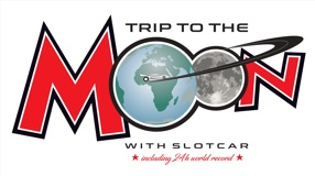 24h Slotcar Guinnessworldrecord / Trip to the Moon