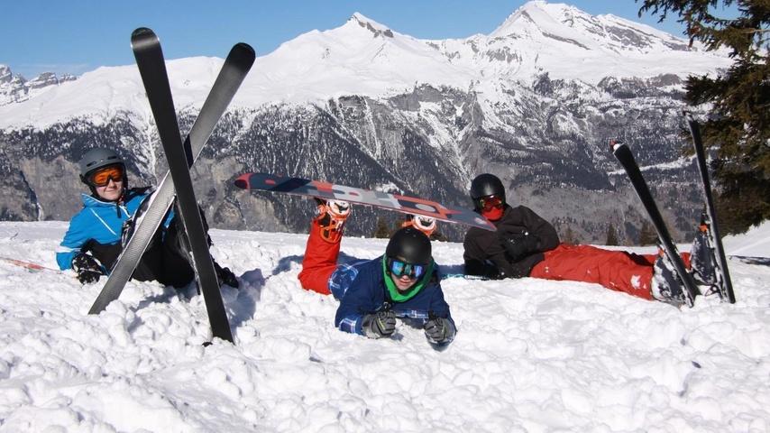 Schneesportlager 2018