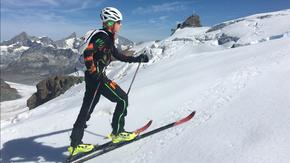 Loic : objectif Swiss Team CAS