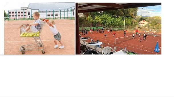 Kids Tennis Park au TC Gravelone