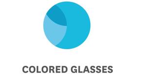 Förderung von Coloured Glasses Workshops