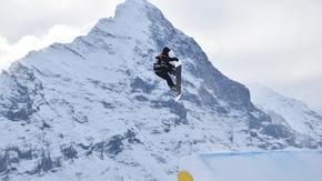 Eliot, Snowboard Freestyle - du cadre régional au cadre national