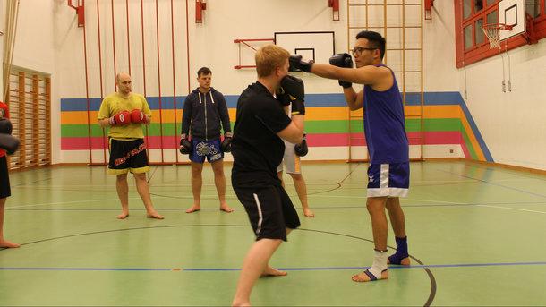 Ausrüstung - Sanda Boxing Club