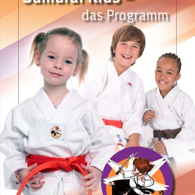 12 Monate Training mit den Samurai Kids