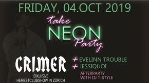 """""""Take Neon Party"""" Event mit TOP Live Acts und toller Kullisse"""
