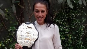 Seminar mit UFC Superstar Joanna