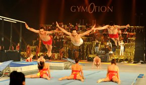 Partecipazione a 3th World Gym for Life Challenge