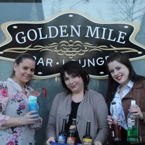 Golden Mile Bar & Lounge Team