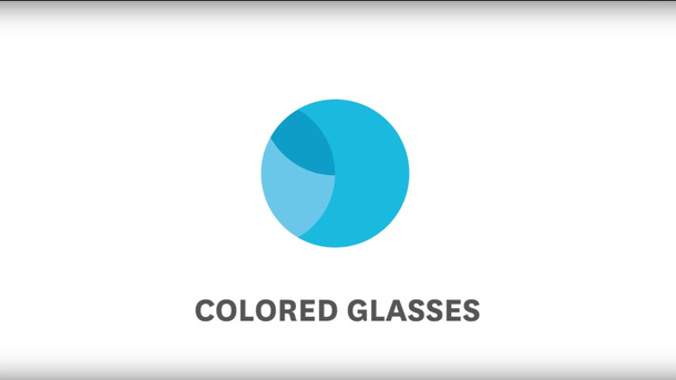 Förderung von Coloured Glasses Workshops
