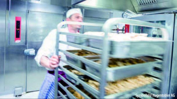 Neubau Produktionsküche Kochpark (Integrationsbetrieb)