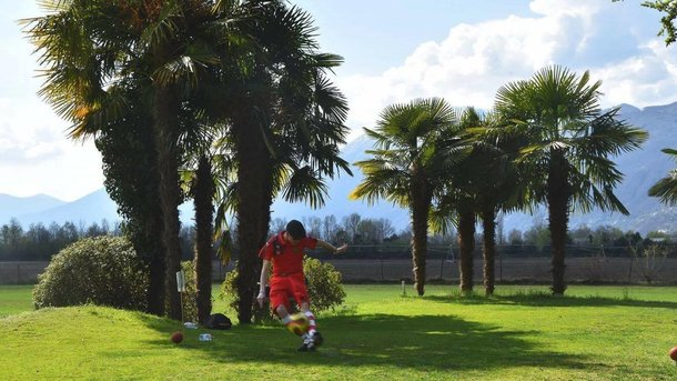 Financement Team Swiss Footgolf world Cup
