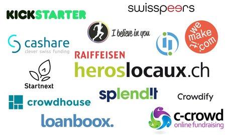13 plateformes de crowdfunding suisses en comparaison – à ne pas manquer