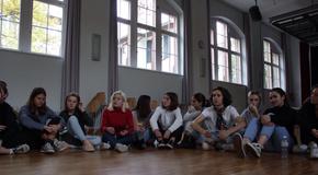 Jugend ohne Gott, ein Theater der Klasse 4B