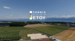 Projet Courts 4 et 5 - Tennis Club Etoy