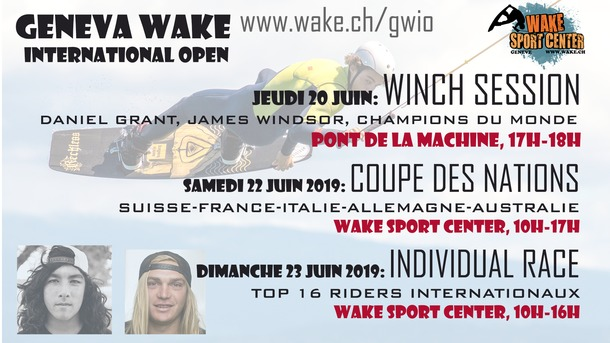 Geneva Wake International Open