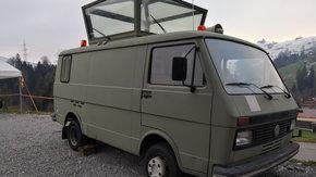 Team Flamongo - Spendenrallye durch Europa - VW LT 35