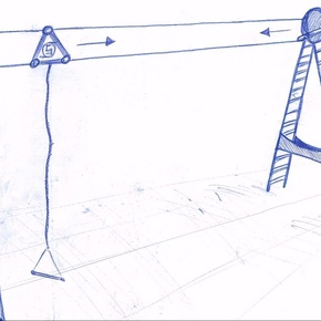 Wakeboarden auf dem Heidsee