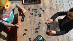 Ecole graines d'avenir, école alternative en Valais central