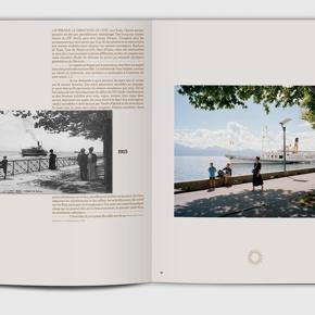 Livre sur Lausanne, entre hier et aujourd'hui