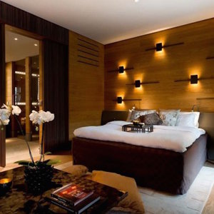 Luxus-Weekend im The Chedi in Andermatt
