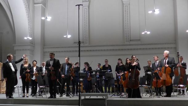 Konzertsaison 2017/18 des Kammerorchesters «Amici dell'arte»