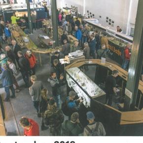 Modelleisenbahnausstellung in der Remise Hochdorf