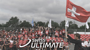Trikots für das Swiss Ultimate Women Nationalteam