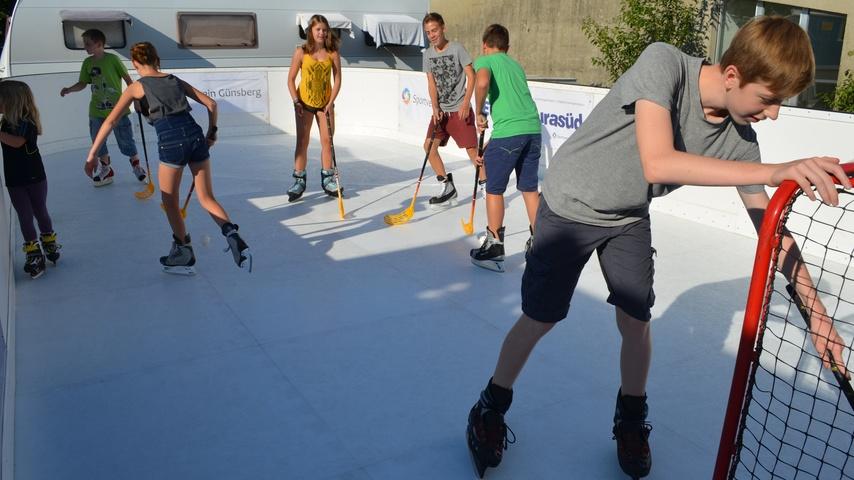 Eispark Jurasüd