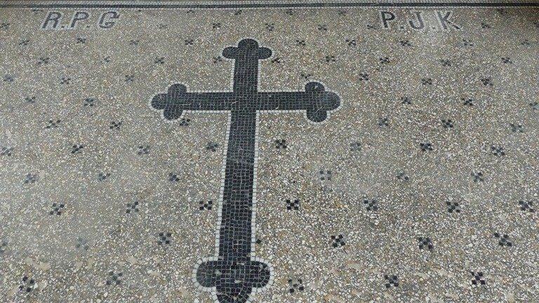 L'église de Vermes est menacée