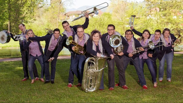 CD-Projekt Power Polka Band