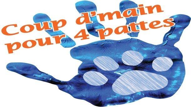 Association Coup d'main pour 4 pattes