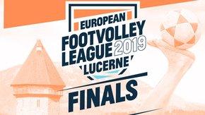 Footvolley-EM 2019 Luzern/Kriens