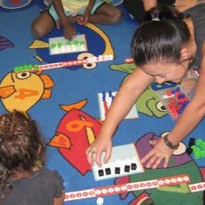 Kinderhort während den Schulferien