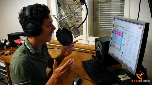 RadioChico Schweiz: Videokamera für Schulprojektwochen