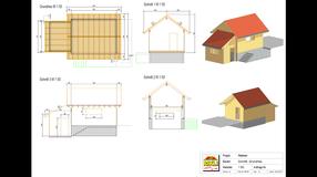 Ein Dach geben - Pfadi SIWA Materialhaus