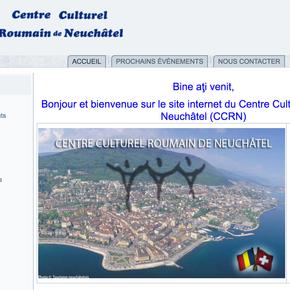 Centre Culturel Roumain de Neuchâtel