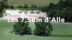 Les 7,5 km d'Alle
