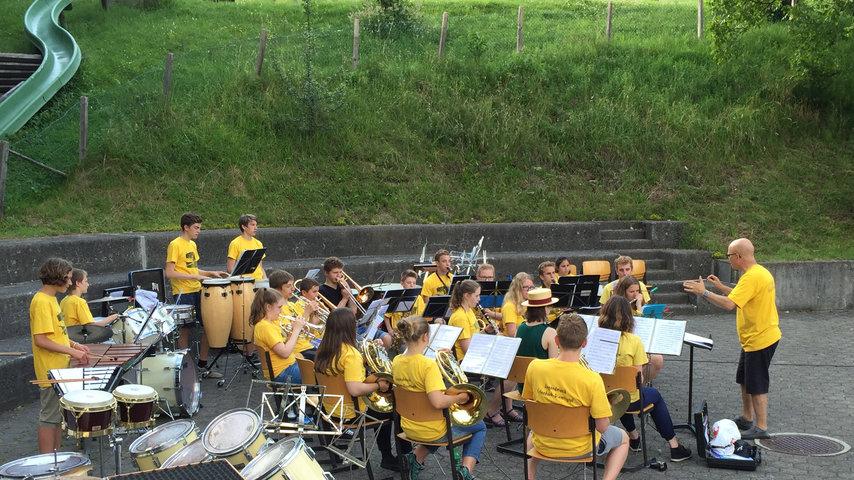 Jugendmusik Erlenbach - Diemtigtal braucht Helden