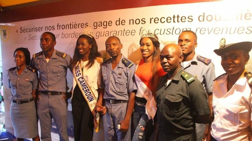 Miss Cameroun Suisse