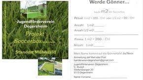 Projekt Soccerbox Degersheim