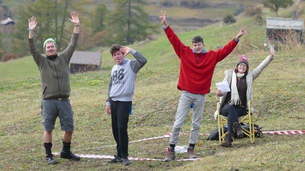 Des jeunes s'engagent aux côtés des paysans Suisses