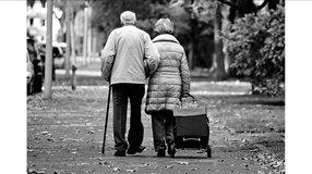 Echelle facile pour les personnes âgées