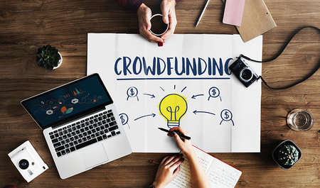 Les cinq types de crowdfunding