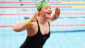 Schwimm-Meeting für Menschen mit geistiger Beeinträchtigung