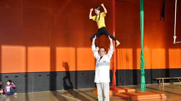 École de cirque de la Signièse