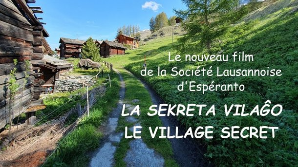 Film en espéranto: le village secret