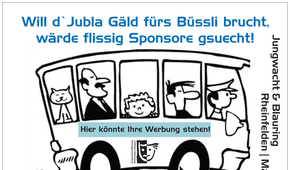 Vereinsbus JuBla Rheinfelden | Magden