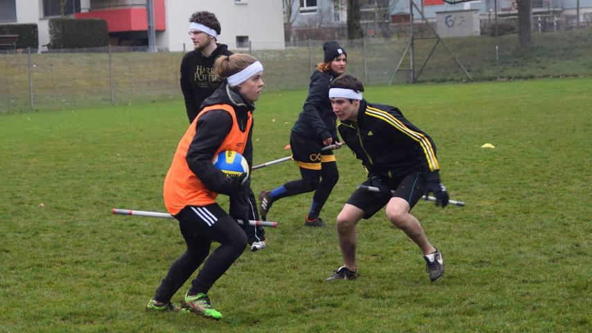 Quidditch Schweiz - WorldCup 2018