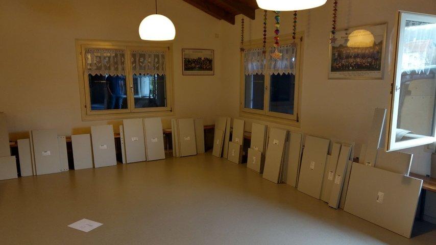 Küchensanierung FC Bellach Clubhaus