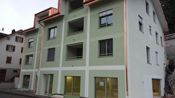 Begegnungs- und Gemeinschaftsraum Seelisberg